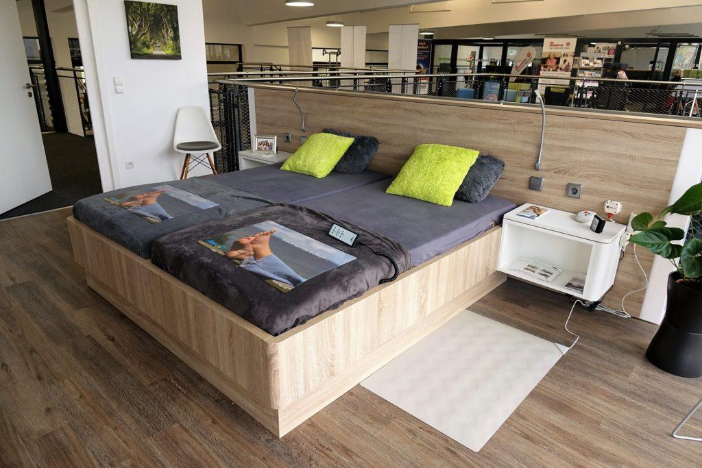 Smartes Schlafzimmer in Zwickau