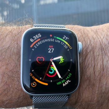 Apple Watch der vierten Generation