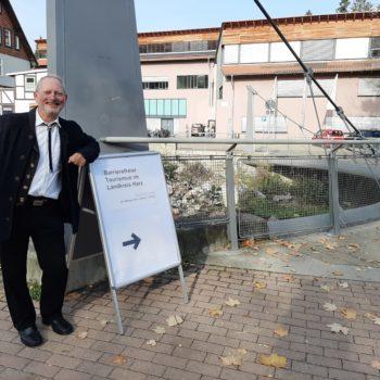 Rolf-Hartmut Dörge ist seit 2018 Senioren-Technikbotschafter im Projekt VTTNetz. Der ehrenamtlich Engagierte ist Mitglied der Wernigeröder Seniorenvertretung.