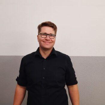 Josef Huber, Pflegewissenschaftler aus Sankt Gallen, und Erfinder von WiQQi